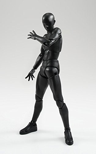 Image 5 for S.H.Figuarts - Body-kun - Solid Black Color ver. (Bandai)