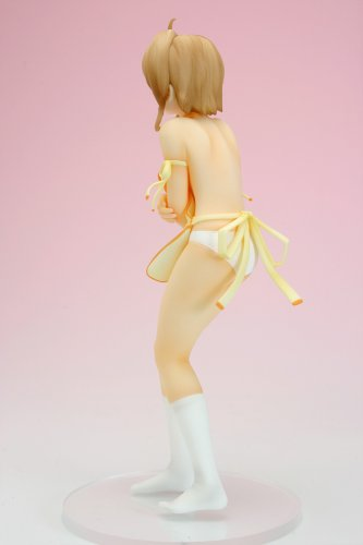 Image 4 for Fortune Arterial - Yuuki Kanade - Dream Tech - 1/7 - Kohei's Apron ver. (Wave)