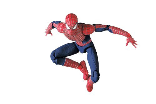 Image 3 for The Amazing Spider-Man 2 - Spider-Man - Mafex No.003 (Medicom Toy)