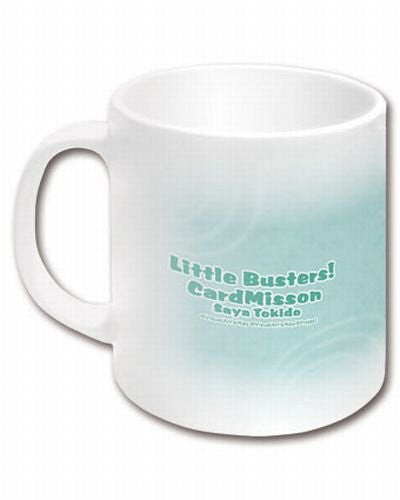 Image 2 for Little Busters! - Tokido Saya - Mug A (Toy's Planning)