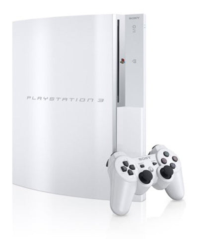Image for PlayStation3 Console (HDD 80GB Model Gran Turismo 5 Prologue Spec III Bundle) - Ceramic White