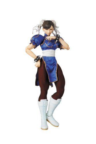 Image 1 for Street Fighter - Street Fighter IV - Chun-Li - Real Action Heroes #656 - 1/6 - Ver.2 (Medicom Toy)