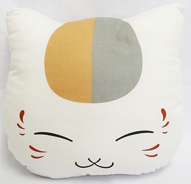Image 1 for Natsume Yuujinchou - Madara (Nyanko-sensei) - Cushion (Movic)
