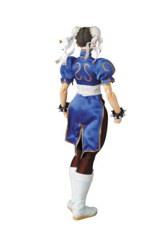 Image 3 for Street Fighter - Street Fighter IV - Chun-Li - Real Action Heroes #656 - 1/6 - Ver.2 (Medicom Toy)