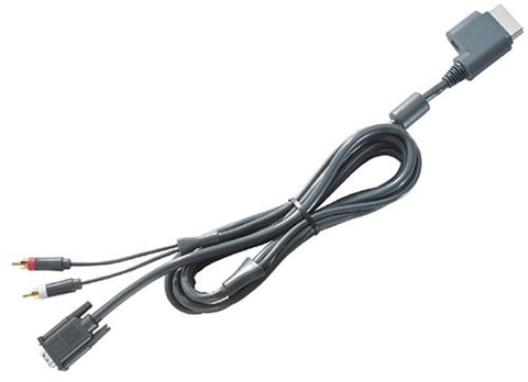 Image for Xbox360 VGA HD AV Cable