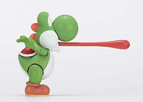 Image 4 for Super Mario Brothers - Yoshi - S.H.Figuarts (Bandai)
