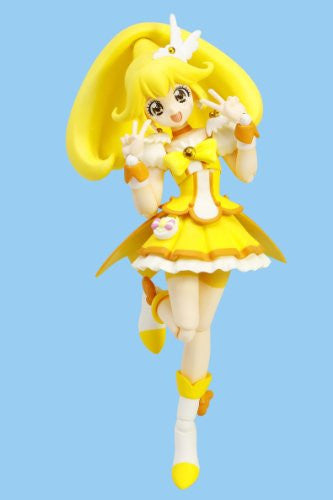 Image 2 for Smile Precure! - Cure Peace - S.H.Figuarts (Bandai)