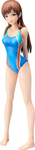 Image 1 for iDOLM@STER Cinderella Girls - Nitta Minami - S-style - 1/12 - Swimsuit Ver. (FREEing)
