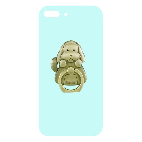 Image 2 for Yuri!!! on Ice - Makkachin - Smartphone Ring Holder