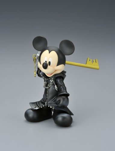 Image 2 for Kingdom Hearts - King Mickey - Play Arts - Kingdom Hearts Play Arts - no.3 - Organization Outfit (Kotobukiya, Square Enix)