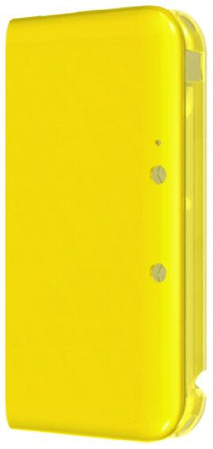 Image 1 for Jelly Hard Cover for 3DS LL (Yellow)