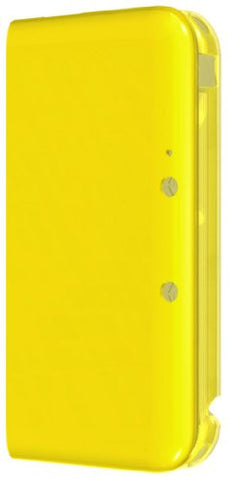 Image for Jelly Hard Cover for 3DS LL (Yellow)