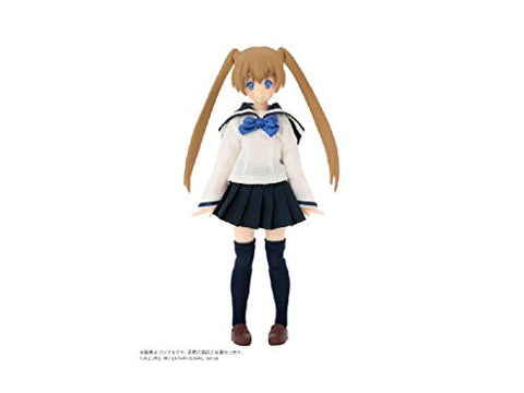 Image for Assault Lily - Custom Lily - Picconeemo - Picconeemo Character Series - Type-C - 1/12 - Light Brown (Azone)