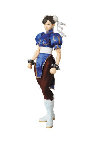 Image 2 for Street Fighter - Street Fighter IV - Chun-Li - Real Action Heroes #656 - 1/6 - Ver.2 (Medicom Toy)