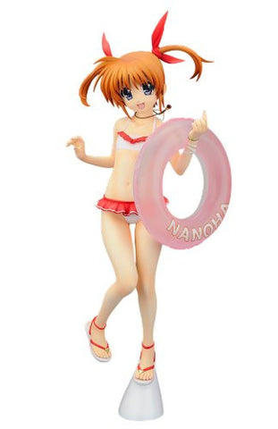 Mahou Shoujo Lyrical Nanoha The Movie 1st - Takamachi Nanoha - 1/7 - Swimsuit ver. (Alter)