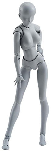 Image 1 for S.H.Figuarts - Body-chan - DX Set, Gray Color Ver. (Bandai)