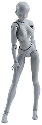 Image for S.H.Figuarts - Body-chan - DX Set, Gray Color Ver. (Bandai)