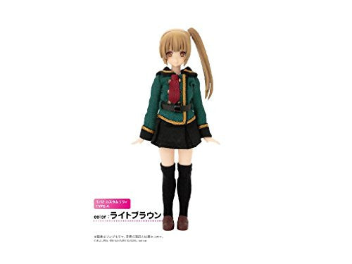 Image 1 for Assault Lily - Custom Lily - Picconeemo - Picconeemo Character Series - Type-A - 1/12 - Light Brown (Azone)