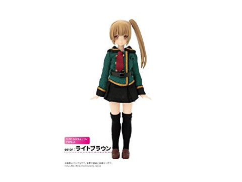 Image for Assault Lily - Custom Lily - Picconeemo - Picconeemo Character Series - Type-A - 1/12 - Light Brown (Azone)