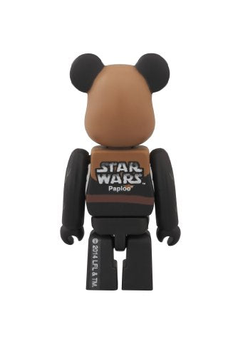 Image 3 for Star Wars - Paploo - Be@rbrick (Medicom Toy)