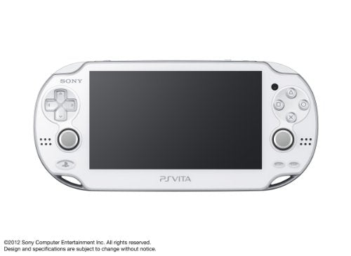 Image 4 for PSVita PlayStation Vita - Wi-Fi Model [Crystal White]