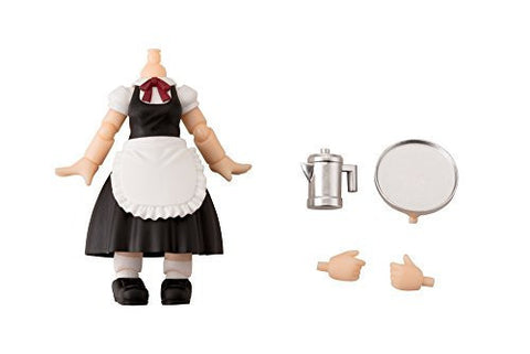 Image for Cu-Poche - Cu-Poche Extra - Waitress Body - Long Length, Black (Kotobukiya)