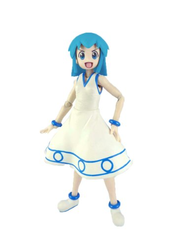 Image 1 for Shinryaku! Ika Musume - Ika Musume - Petit Pretty Figure Series - Miyazawa Mokei Limited Edition Short Hair ver. (Evolution-Toy)