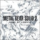 Image 1 for METAL GEAR SOLID 2 SONS OF LIBERTY ORIGINAL SOUNDTRACK