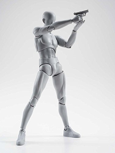 Image 9 for S.H.Figuarts - Body-kun - DX Set, Gray Color Ver. (Bandai)