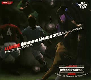 Image for J. League Winning Eleven 2008 Club Championship Original Soundtrack