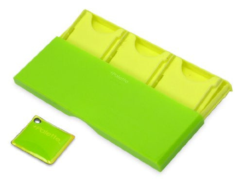 Image 2 for Palette Slide Card Case (Lime Green)