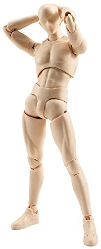 Image 1 for S.H.Figuarts - Body-kun - Pale Orange Color Ver. (Bandai)