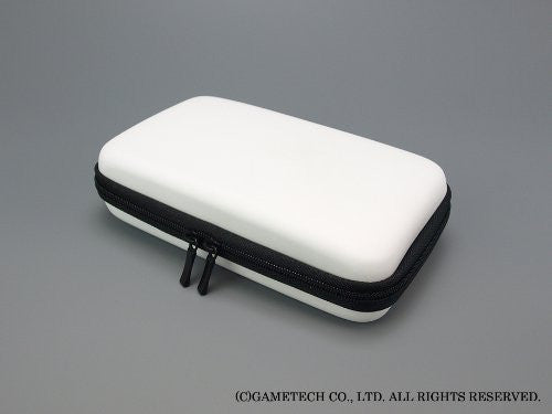 Image 3 for EVA Pouch for 3DS LL (White)