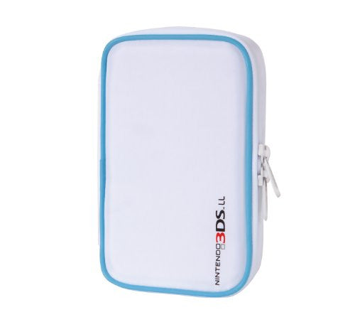 Image 2 for Smart Pouch for 3DS LL (White)
