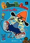 Image 1 for Parappa Rapper Official Guide Book (Play Station Perfect Capture Series) / Ps