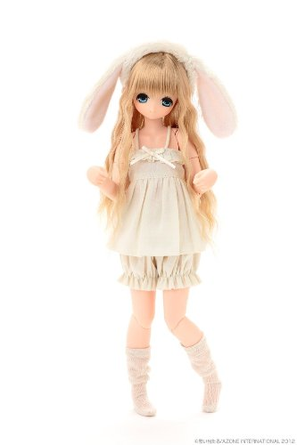 Image 11 for Miu - Ex☆Cute - PureNeemo - 1/6 - Komorebimori no Dobutsutati ♪, Rabbit (Azone)