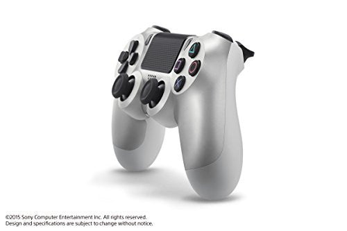Image 2 for Dual Shock 4 (Silver)