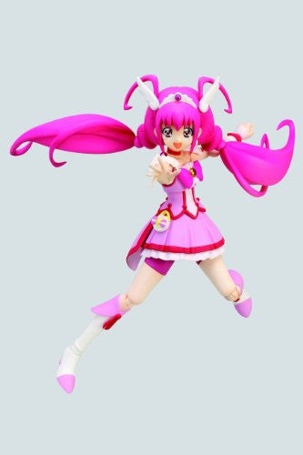 Image 6 for Smile Precure! - Cure Happy - Candy - S.H.Figuarts (Bandai)