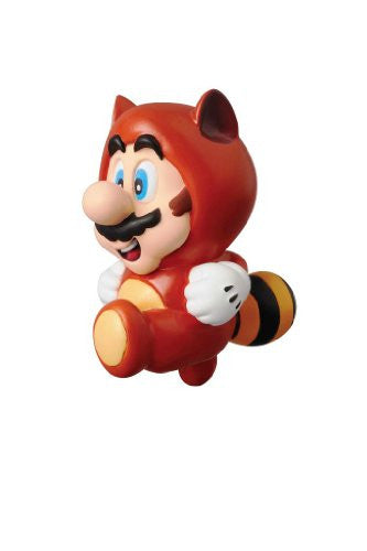 Image 1 for Super Mario Bros. 3 - Mario - Ultra Detail Figure #175 - Tanooki Suit Ver. (Medicom Toy)