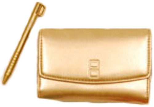 Image 1 for Shiny Pouch DS Lite (Gold)