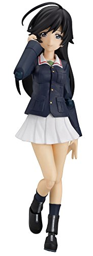 Image 1 for Girls und Panzer - Isuzu Hana - Figma #236 (Max Factory)