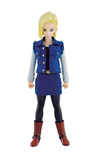 Image 1 for Dragon Ball Z - Ju-hachi Gou (Android 18) - Dimension of Dragonball (MegaHouse)