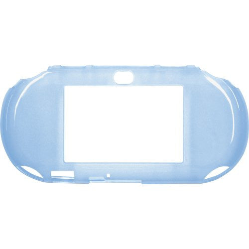 Image 4 for TPU Jacket for PlayStation Vita Slim (Light Blue)