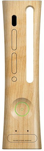 Xbox360 Faceplate (Wood)
