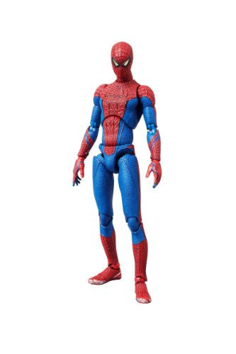 Image 7 for The Amazing Spider-Man - Spider-Man - Mafex #1 (Medicom Toy)