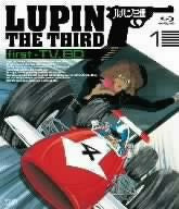 Image 1 for Lupin III First-TV BD 1