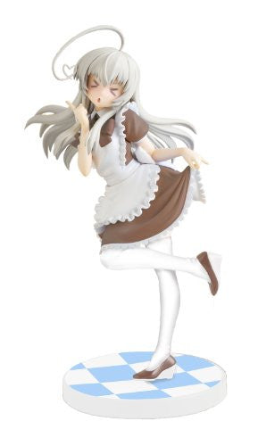 Image 1 for Haiyore! Nyaruko-san - Nyarlathotep - Gutto-Kuru Figure Collection La beauté #14 - 1/8 - Maid ver., Miyazawa Limited Edition (CM's Corporation)