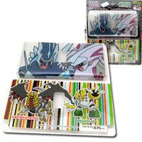 Image 1 for Dress-up Hard Cover DS Lite (Giratina & Regigigas & Dialga & Palkia)