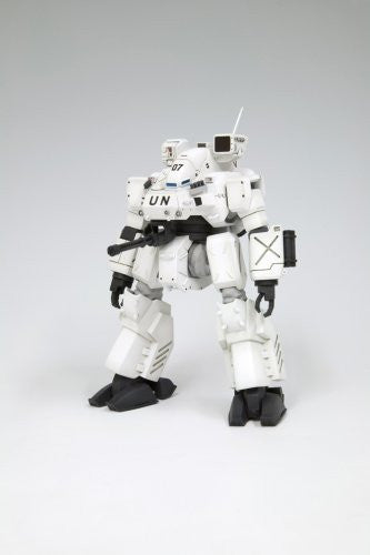 Image 4 for Kidou Keisatsu Patlabor 2 The Movie - AL-97B Hannibal - Real Mechanical Collection 03 - 1/72 - PKO Ver. (Kotobukiya)