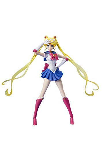 Image 1 for Bishoujo Senshi Sailor Moon Crystal Season III - Sailor Moon - S.H.Figuarts (Bandai)